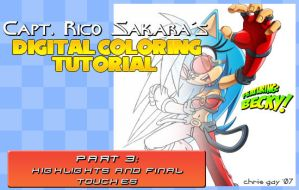 Digital Coloring Tutorial pt.3 by CaptRicoSakara