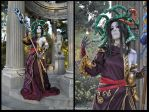 Medusa by Yurai-cosplay