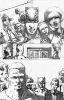 PulpHeroes-pencils-Pg04 by RONJOSEPH-ARTIST