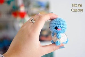 Little Squirtle by MissBajoCollection