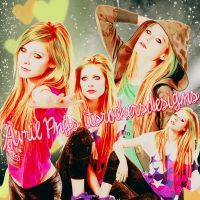Avril Png Pack by itsrockersdesigns