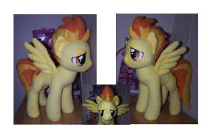 Wonderbolt Spitfire plush by Helgafuggly