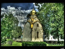 The Little Chapel by ISIK5