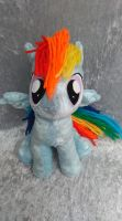 Filly RainbowDash Plushie by katiecoolchic