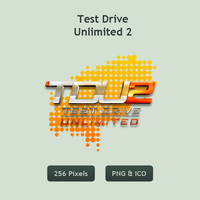 Test Drive Unlimited 2 - Icon by ronn1e