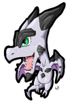mini-Aerodactyl~Mega by Wping