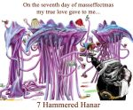 On the 7th day of masseffectmas... by efleck