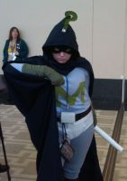 Mysterion Cosplay - AB '11 by Znapple