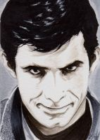 246. Norman Bates by Christopher-Manuel