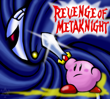 Revenge of Metaknight +Hi-Res+ by Edofenrir