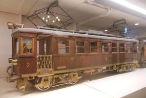 Soller Electric Railcar No. 2 by rlkitterman