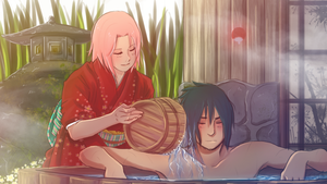 Bath by Fey-Rayen