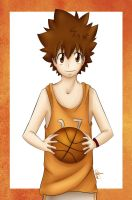 Basketball-Tsuna by Maniac-ani