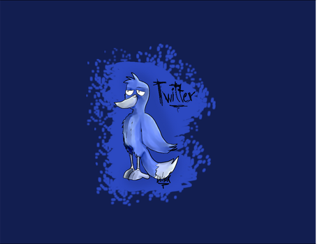 Twitduck by kibepedia