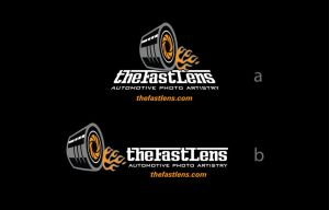 thefastlens logo concepts by theCrow65