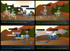 SC409 - Robo Warfare 4 by simpleCOMICS