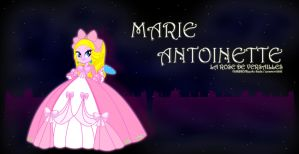 Marie Antoinette Equestria girls by jucamovi1992