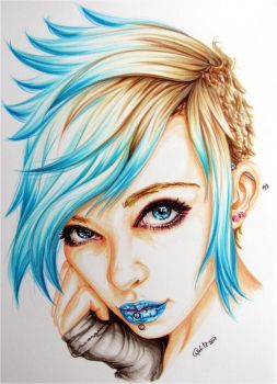 Blue by Togusa76