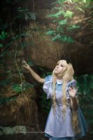 Alice from Alice in Wonderland by AlexanderNVIDIA