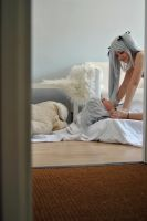 I'll Help You Relax - Yosuga No Sora Cosplay by blanelle29