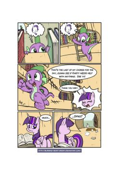 A Change of Heart: P1 by Burning-Heart-Brony