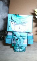 METAL COLLER CUBEECRAFT by tenchaos