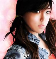 Tiffany SNSD by SAMPLE2