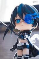 Black Rock Shooter Nendoroid by KuroDot