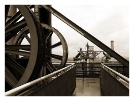 Steelworkers Ambience 02 by HorstSchmier