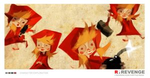 Red Riding Hood_whimsical by prmn