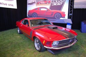 1970 and 2011 Mustang Boss 302 by Partywave