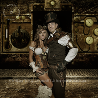 SteamPunks by Walking-Tall