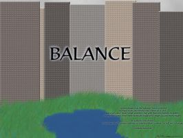 Balance: Text 2 by samiitiger