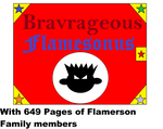 Bravrageous Flamesonus by Flame-dragon