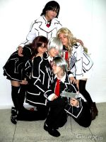 Group Vampire Knight by PriSuicun