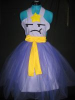Lumpy Space Princess Cosplay Ballgown Apron by DarlingArmy