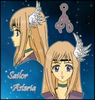 Sailor Asteria Crystal Style by Princess-of-Asteria