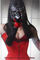 Masked Mistress by lovesprisoner