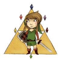 LTTP : Link by fruits-basket-head
