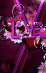 LOVE Greeting Card Template by AnotherBcreation