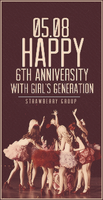 Happy 6th anniversity with so nyeo shi dae - SH by KerosHyun