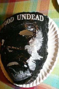 Homemade Hollywood Undead Mask by DaChosta