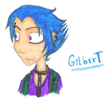 Gilbert by southpark903