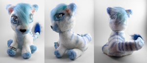 SakuraCon Commission - OC Plushie by Meip