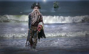 me as Davy Jones 4 by arcitenens