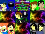 The Bromance of CN Absolution Direction by ian2x4