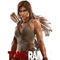 Tomb Rider 2013 by RajivCR7