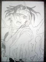 Chidori Sasuke by BloodySickk