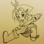 Child Link by shadowman7890