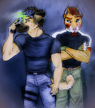 The Goggles They Do Nothing by naravox
